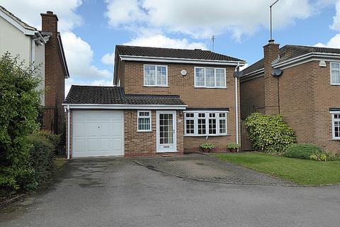 3 bedroom detached house for sale - Wakehurst Drive, East Hunsbury, Northampton, NN4