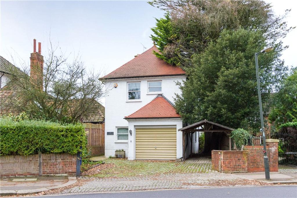 4 Bedrooms Plot Commercial for sale in Arthur Road, Wimbledon, London, SW19