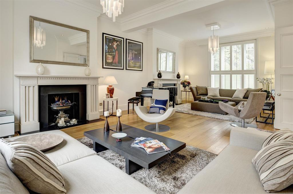 4 Bedrooms Semi Detached House for sale in Springfield Road, NW8