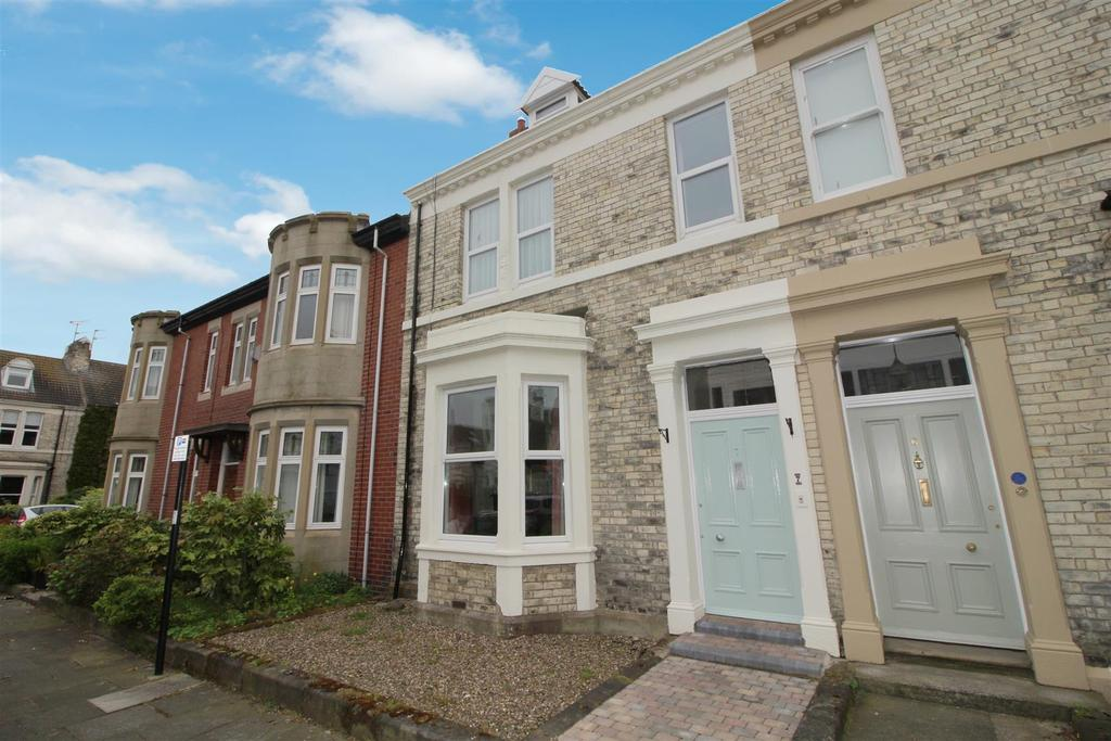 5 Bedrooms House for sale in Argyle Street, Tynemouth