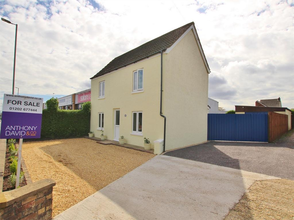 3 Bedrooms Detached House for sale in Old Wareham Road, Parkstone, POOLE, Dorset