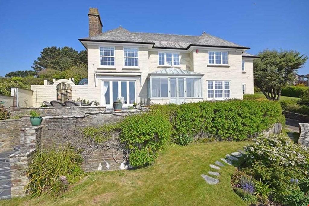 6 Bedrooms Detached House for sale in Fowey, Cornwall, PL23