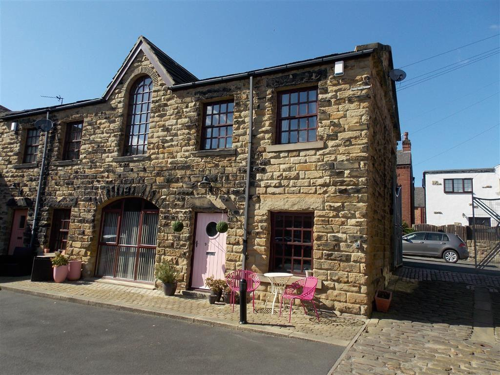 2 Bedrooms End Of Terrace House for sale in Peel Mills, Peel Street, HORBURY, WF4