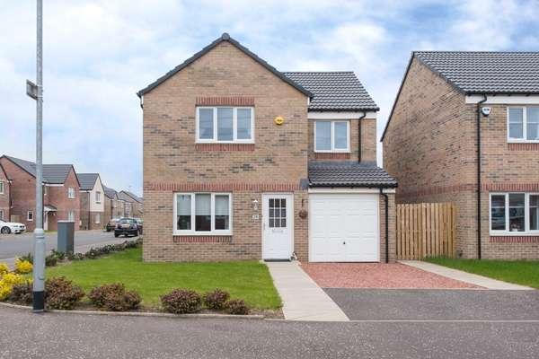 4 Bedrooms Detached House for sale in 14 Rhinds Close, Baillieston, Glasgow, G69 7NF