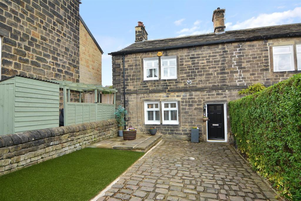 2 Bedrooms Cottage House for sale in Wesley Street, Rodley