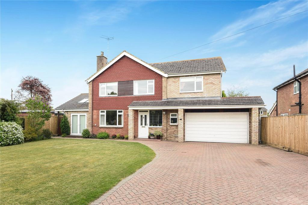 5 Bedrooms Detached House for sale in Thame