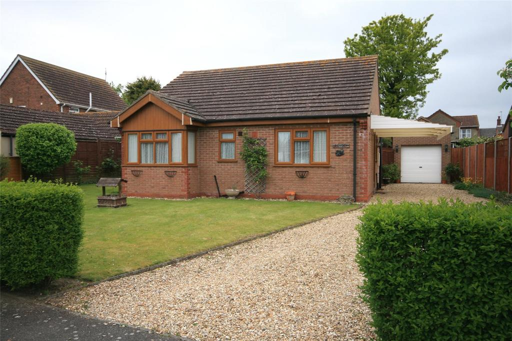 2 Bedrooms Detached Bungalow for sale in Church Rise, Mareham le Fen, PE22