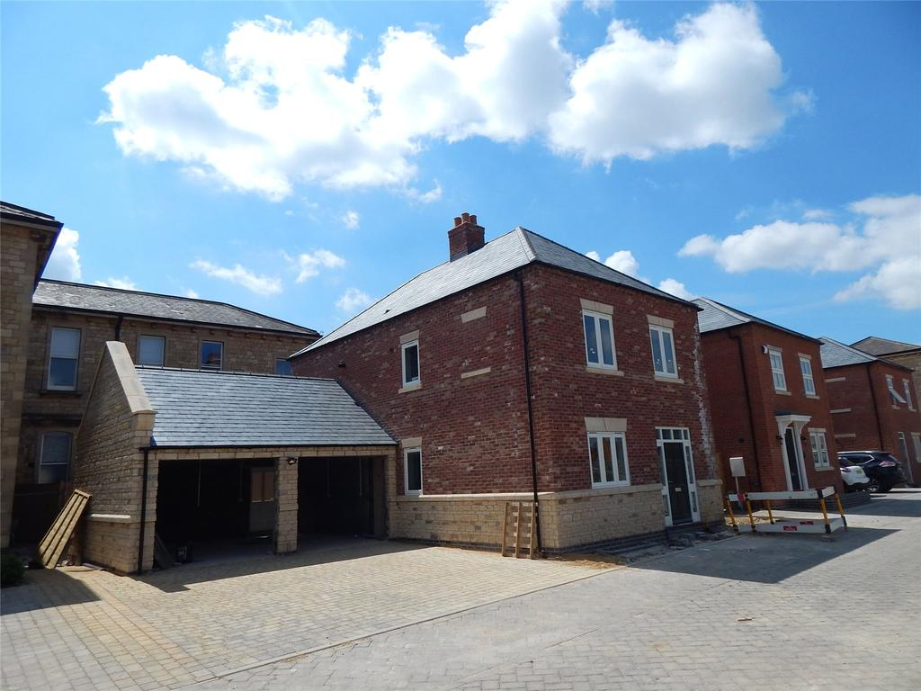 4 Bedrooms Detached House for sale in Chichester Road, Bracebridge Heath, LN4