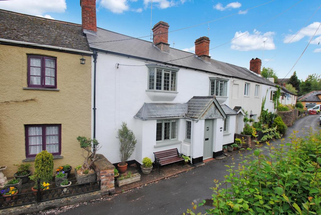 3 Bedrooms Terraced House for sale in Russells, Wiveliscombe