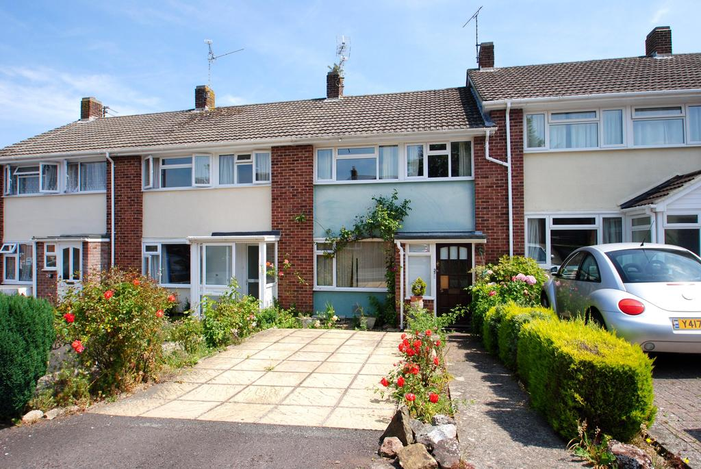 2 Bedrooms Terraced House for sale in Vivary Road, Taunton