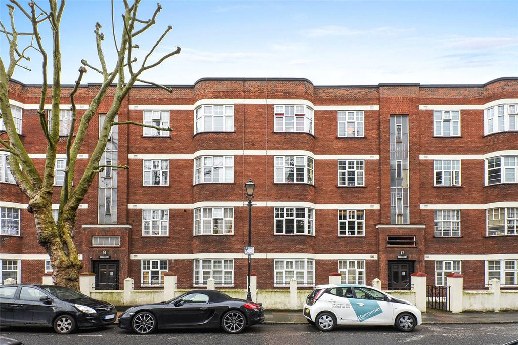 2 Bedrooms Flat for sale in Marina Court, Alfred Street, London, E3