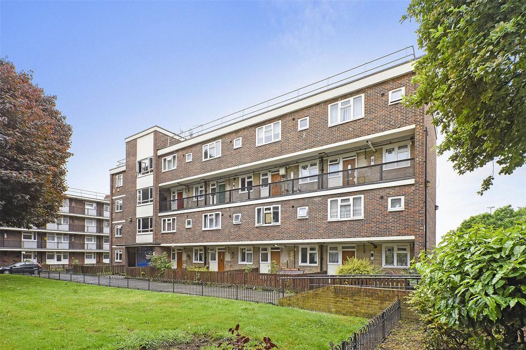 3 Bedrooms Flat for sale in Hemsworth Court, Hobbs Place Estate, London, N1