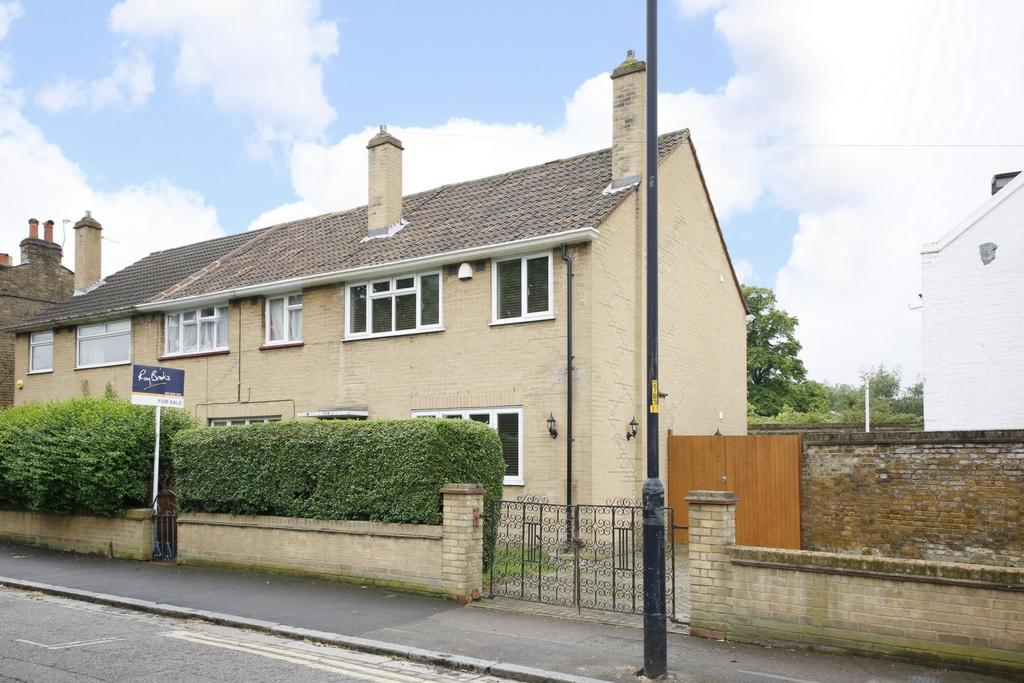 3 Bedrooms House for sale in Highshore Road, Peckham, SE15