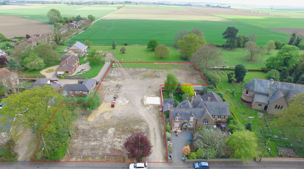 Land Commercial for sale in RESIDENTIAL DEVELOPMENT OPPORTUNITY Church Road, Christchurch, Cambridgeshire