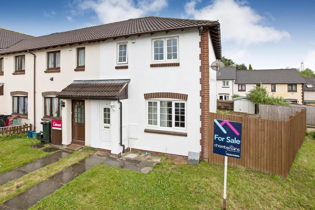 3 Bedrooms End Of Terrace House for sale in Moorland Gate, Heathfield, Newton Abbot