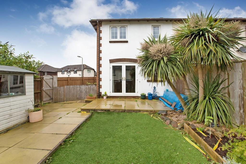3 Bedrooms End Of Terrace House for sale in Moorland Gate, Heathfield, Newton Abbot
