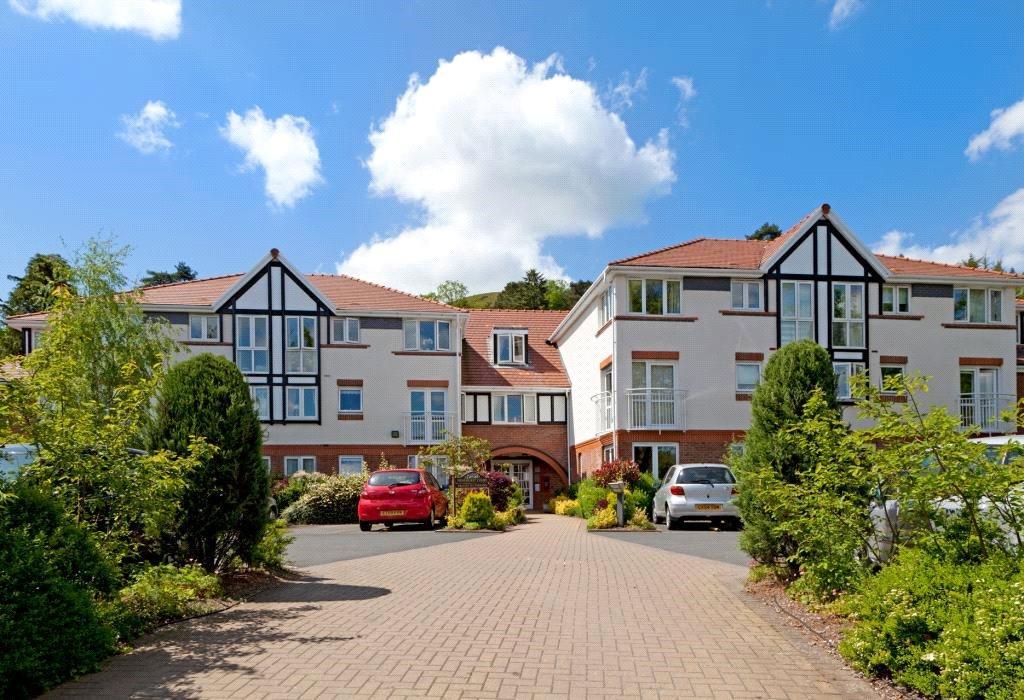 2 Bedrooms Retirement Property for sale in Denehurst Court, Shrewsbury Road, Church Stretton, Shropshire