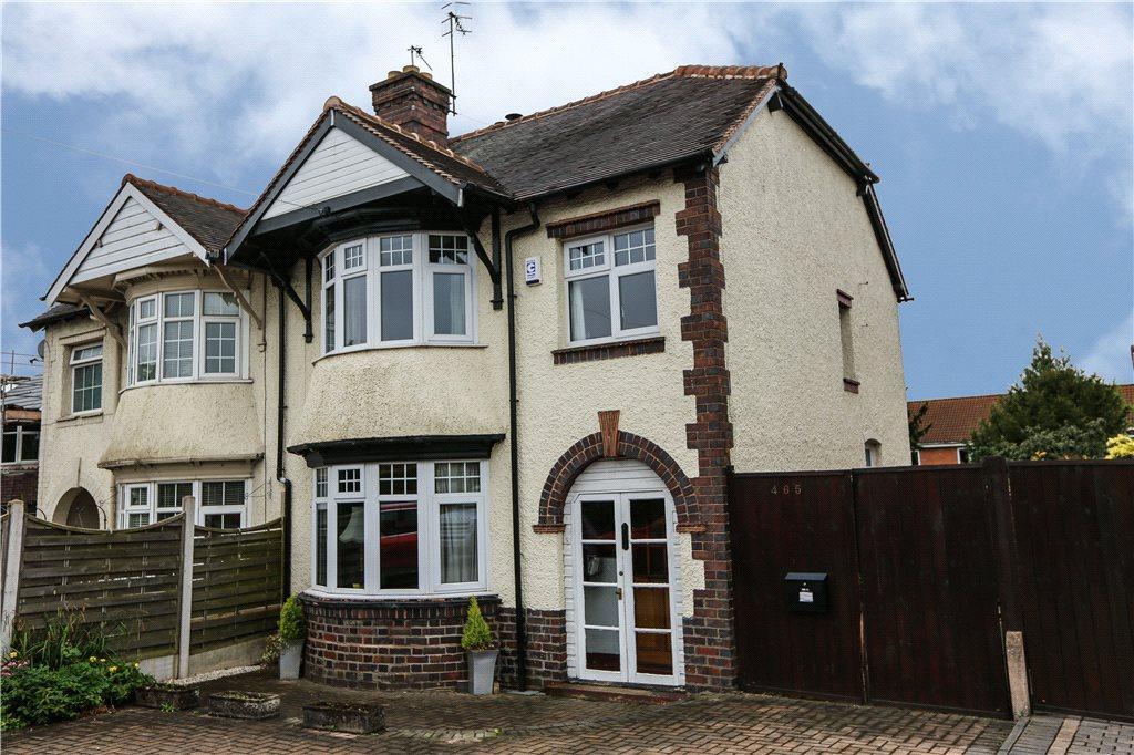 3 Bedrooms Semi Detached House for sale in Birmingham Road, Marlbrook, Bromsgrove, B61