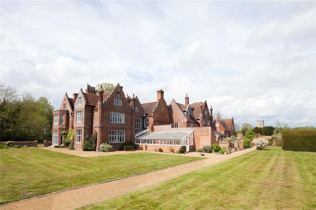 7 Bedrooms Detached House for sale in Morningthorpe, Norwich, Norfolk, NR15