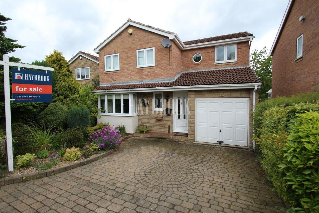 4 Bedrooms Detached House for sale in Merbeck Drive, High Green