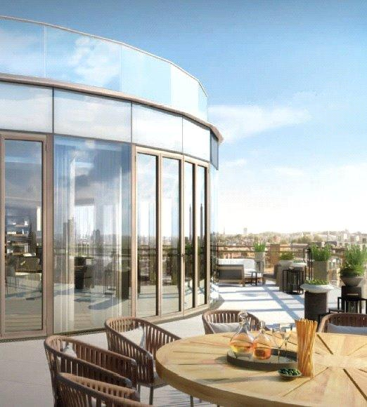 3 Bedrooms Penthouse Flat