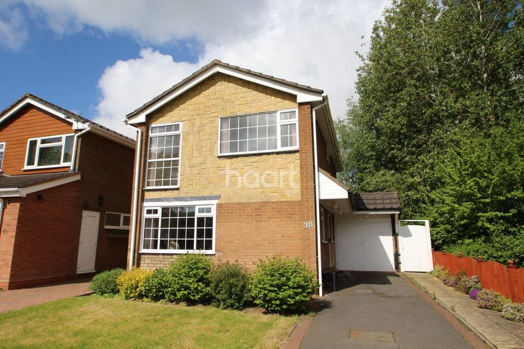 3 Bedrooms Detached House for sale in Wood Lane, Bartley Green