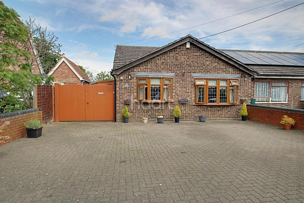 2 Bedrooms Bungalow for sale in Great Bromley, CO7