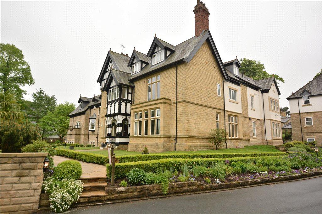 2 Bedrooms Apartment Flat for sale in Ambler Lodge, Parc Mont, 9 Park Avenue, Leeds