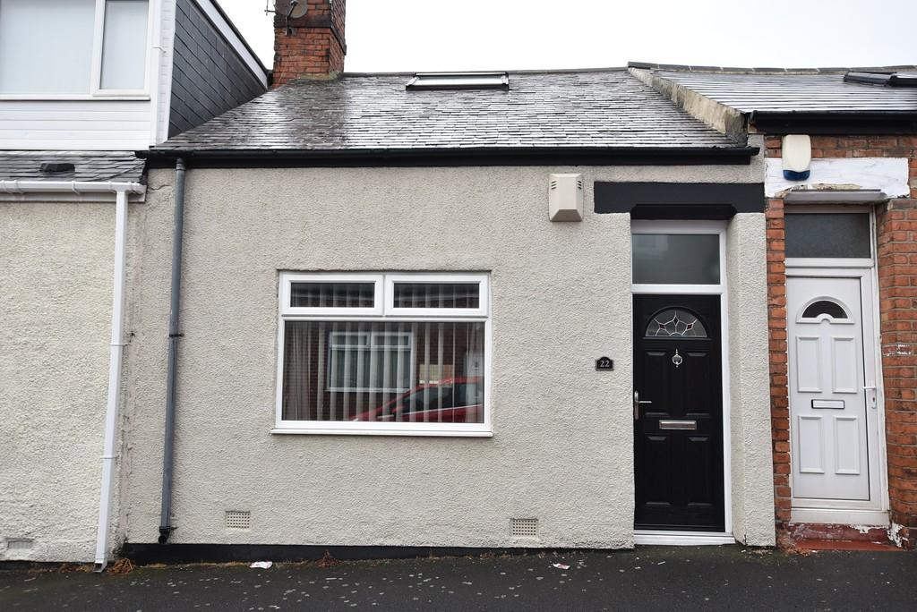 1 Bedroom Terraced Bungalow for sale in Grosvenor Street, Southwick