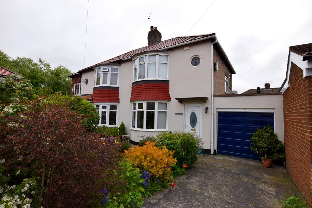 2 Bedrooms Semi Detached House for sale in Heworth