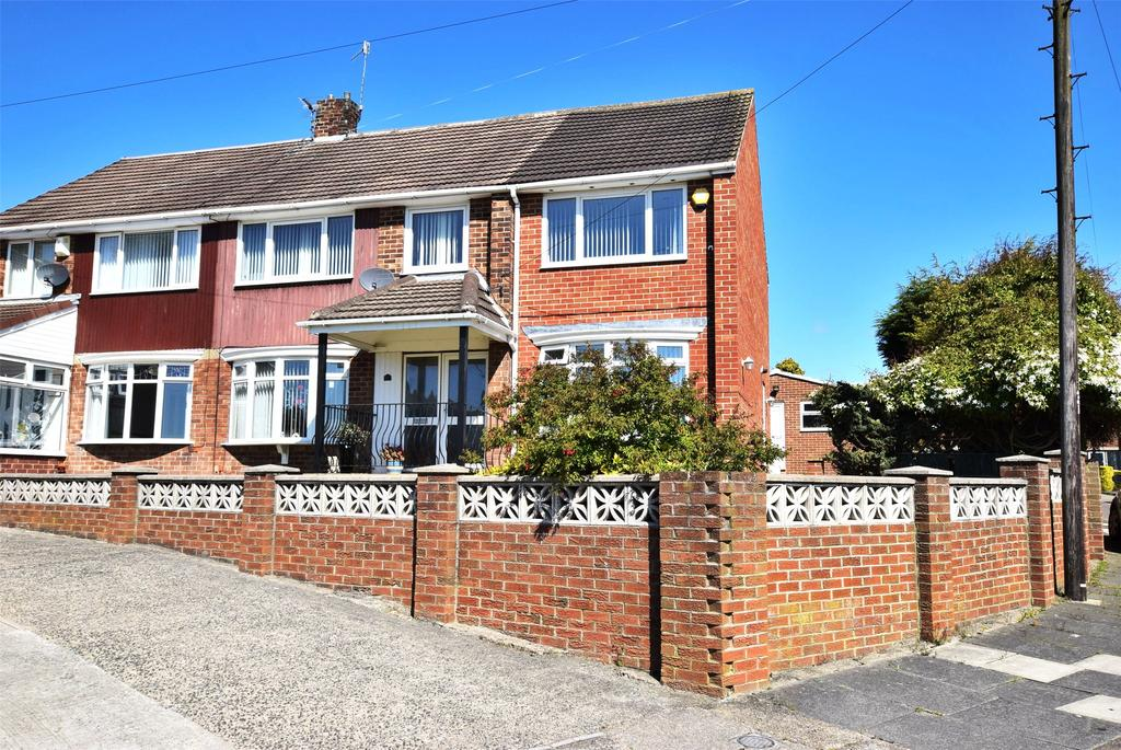 4 Bedrooms Semi Detached House for sale in Wardley