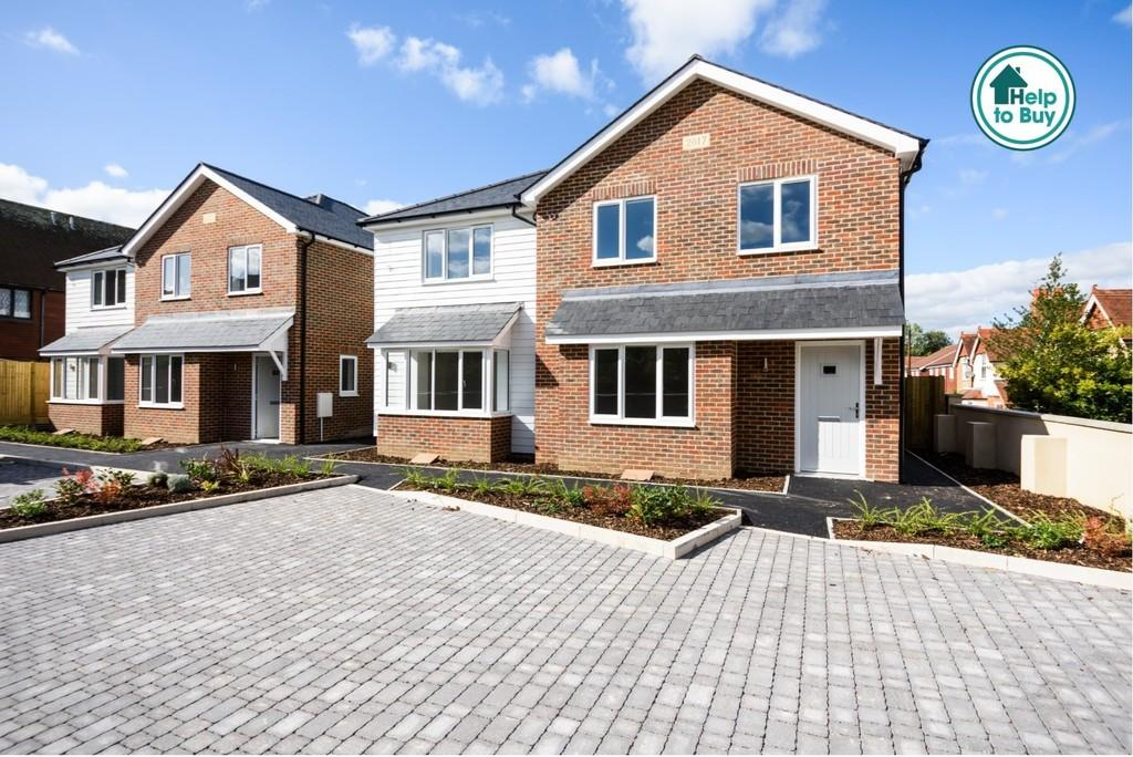 3 Bedrooms Semi Detached House for sale in Plot 4, Davis Mews, Hawkhurst