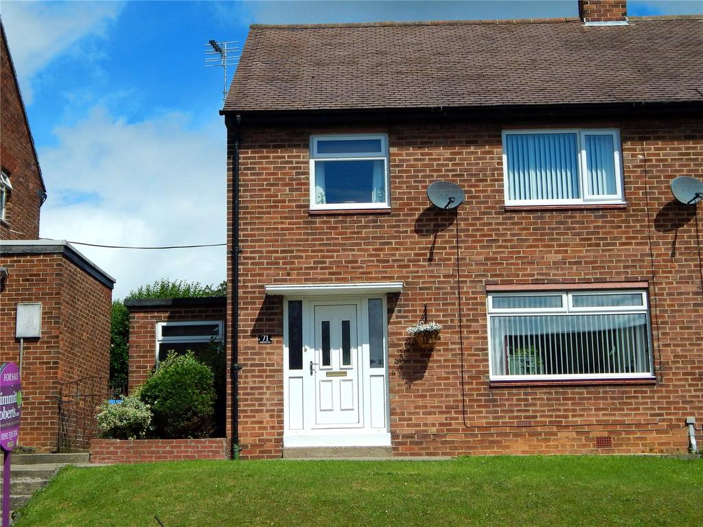 3 Bedrooms Semi Detached House for sale in Thorntree Gill, Peterlee, Co.Durham, SR8