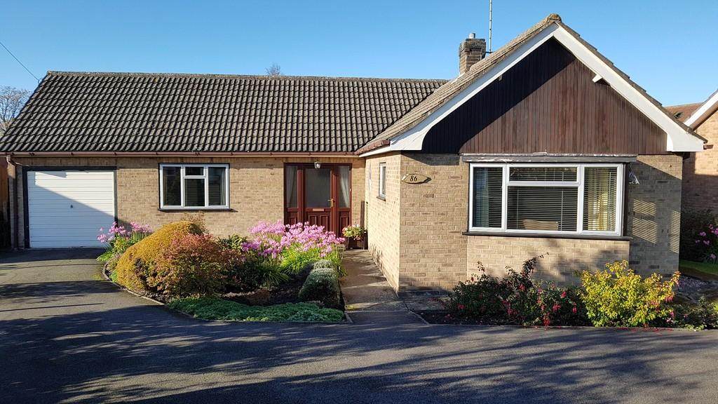 2 Bedrooms Detached Bungalow for sale in Hawthorn Bank, Spalding