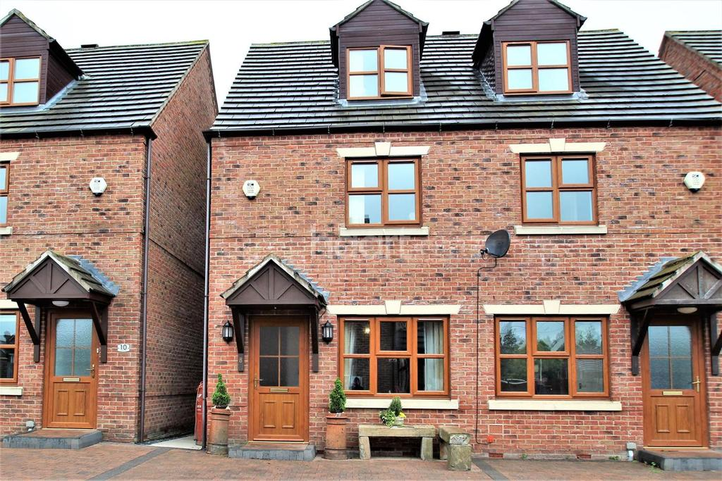 3 Bedrooms Semi Detached House for sale in Paddock Way, Hatfiled
