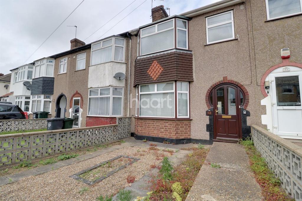 3 Bedrooms Terraced House for sale in Oaklands Road, Dartford, DA2