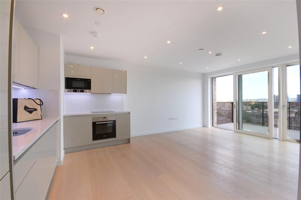 2 Bedrooms Flat for sale in Sir John Soane Apartments, 20 Heygate Street, London, SE17