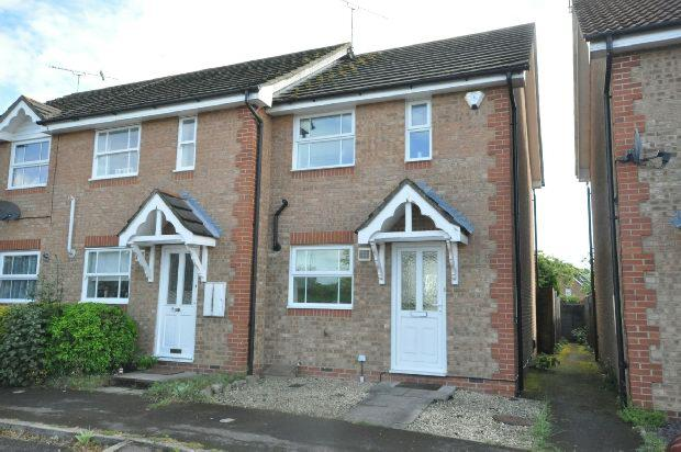 2 Bedrooms End Of Terrace House for sale in Donaldson Way, Woodley, Reading,