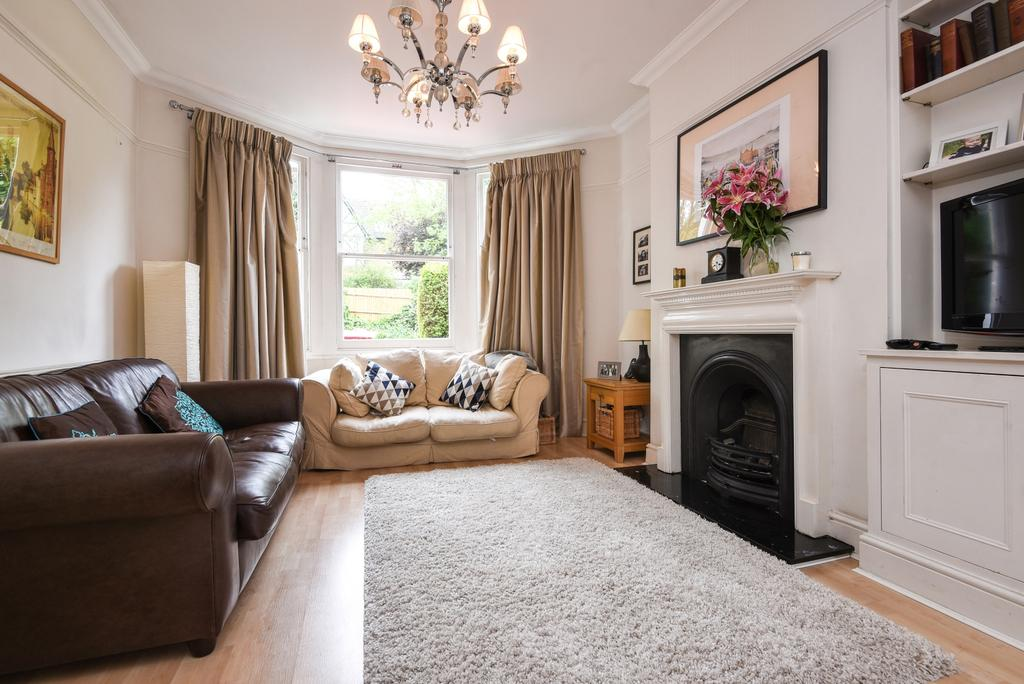 4 Bedrooms Semi Detached House for sale in Westcombe Hill, London, SE3