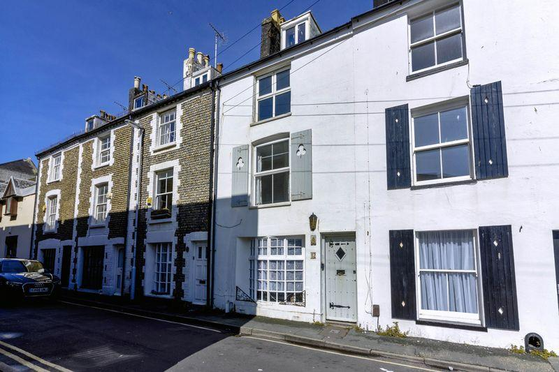 3 Bedrooms Terraced House for sale in Prospect Place, Worthing