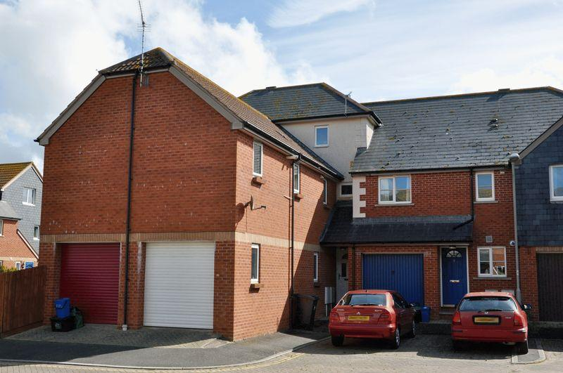 3 Bedrooms Terraced House for sale in Harbour Court, Exmouth