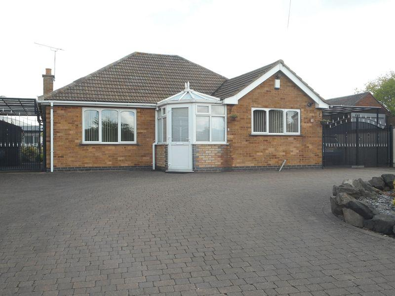 3 Bedrooms Detached Bungalow For Sale In College Street Nuneaton