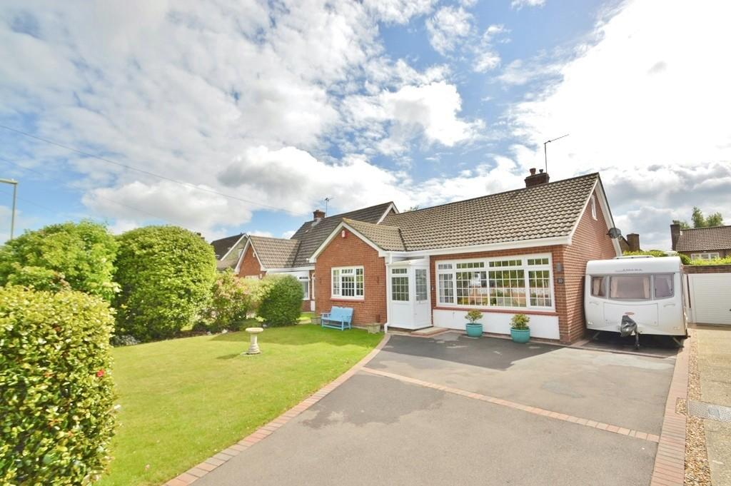 2 Bedrooms Detached Bungalow for sale in Locks Heath