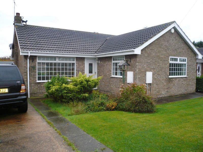 3 Bedrooms Detached Bungalow for sale in Bartlett Close, Preston
