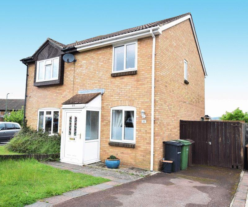 2 Bedrooms Semi Detached House for sale in Monckdown, Downswood, Maidstone