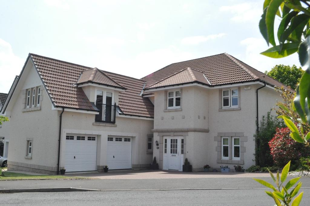 5 Bedrooms Detached House for sale in Marchfield, Milngavie , East Dunbartonshire , G62 8HZ