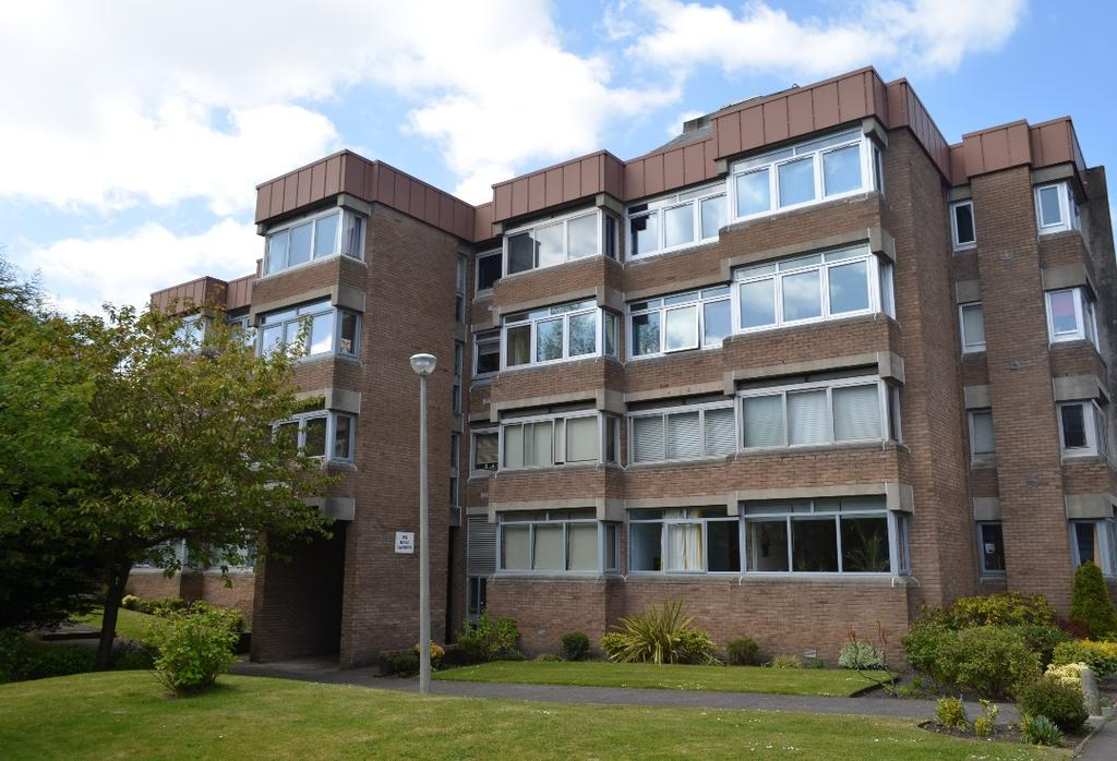 Studio Flat for sale in Granville Court, 8 Lethington Avenue, Shawlands, Glasgow, G41 3HB