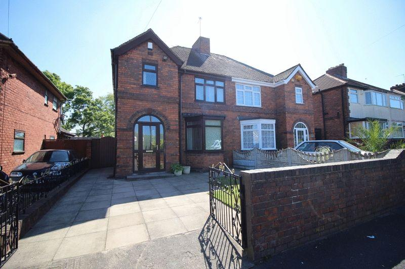 3 Bedrooms Semi Detached House for sale in Old Heath Road, Wolverhampton