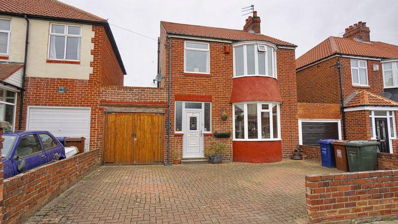 3 Bedrooms Detached House for sale in WHINNEYFIELD ROAD Walkergate