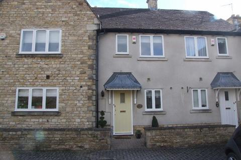 2 bedroom terraced house to rent - Wothorpe Mews, Stamford,